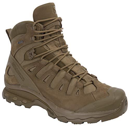 Salomon Unisex QUEST 4D GTX FORCES 2 Boots, Coyote, 9.5