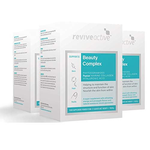 Revive Active Beauty Complex (21 sachets per Box) - Triple Pack (9 Week Recommended dose)