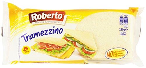 Tramezzini Brot, Scheibe à ca. 10x23cm, 250g