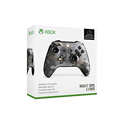 Xbox Wireless Controller - Night Ops Camo Special Edition (Xbox One)