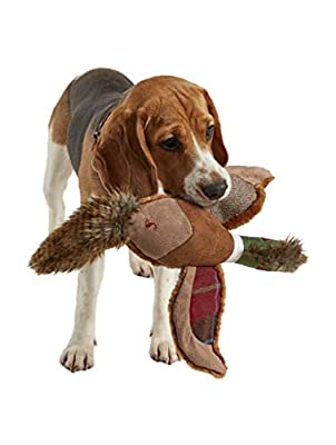 Rosewood Joules Pheasant Dog Toy, Red, One Size
