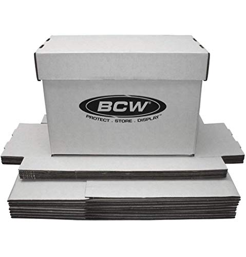BCW Short Comic Box - 10 ct