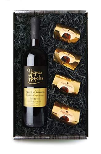 Wein-Geschenkbox Kougelhopf