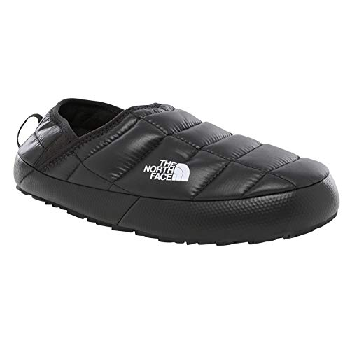 The North Face Women's Thermoball Traction Mule V, TNF Black/TNF Black, 6 M