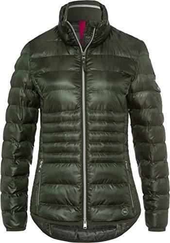 BRAX Damen Style Bern Outdoor Zero Down Jacke, Khaki, (Herstellergröße: 40)
