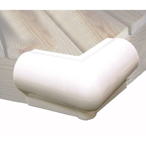 Taylor Made Products 90 Degree Vinyl Dock Corner Bumper White New