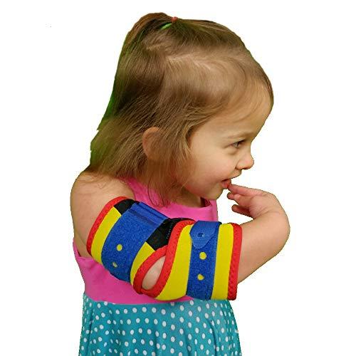 Daumen UND Fingerlutschen Abgewohnen (Alter 2-7) - STOP Daumenlutschen mit NIPIT (MEHRWEG)