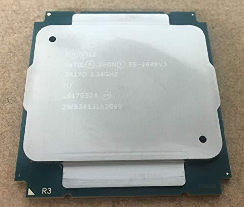 SR1XD - PROCESADOR INTEL XEON E5-2699V3 2,30 gHz 45 m 18 1818 NÚCLEOS 145 W C1