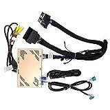 Carlinkit Wireless CarPlay/Android Auto kit di modifica decoder per equipaggiato con Bluetooth A3/S3 (13-19) schermo da 5,8/7 pollici, schermo Q7 (16-19) da 7 pollici