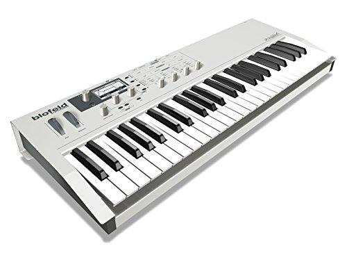 Waldorf Blofeld Keyboard, Analog Synthese, Tastatur: halb gewichtet, 49 Tasten