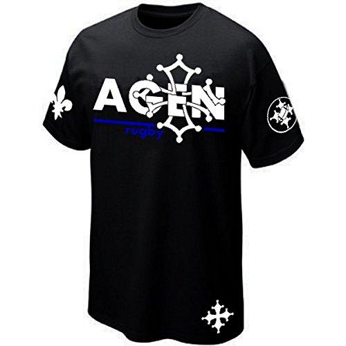 PRIMA ITALIA T-Shirt AGEN Rugby Supporter (XL)