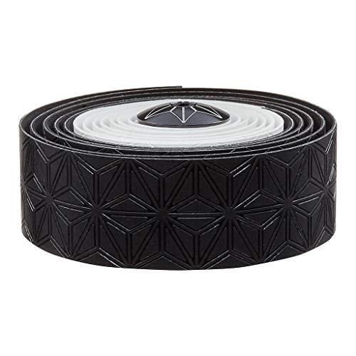 SUPACAZ ET RACE ONE Super Sticky Kush–Cinta Adhesiva para Manillar, Super Sticky Kush, Blanco/Negro