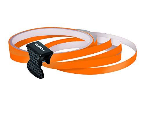 Foliatec FT34388 Pin - Striping Felgendesign orange
