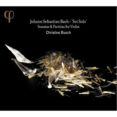 Bach: Sei solo. Sonatas & Partitas for Violin
