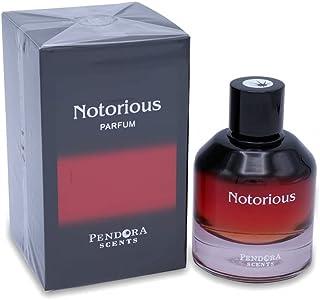 Notorious perfume - by pendora for men - Eau De Parfum 100 ml
