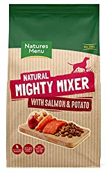 No wheat gluten The ideal mixer for sensitive dogs Rich in flavour from fresh meat A wholesome blend of oats, fresh vegetables and superfoods Ideal for home prepared raw diets