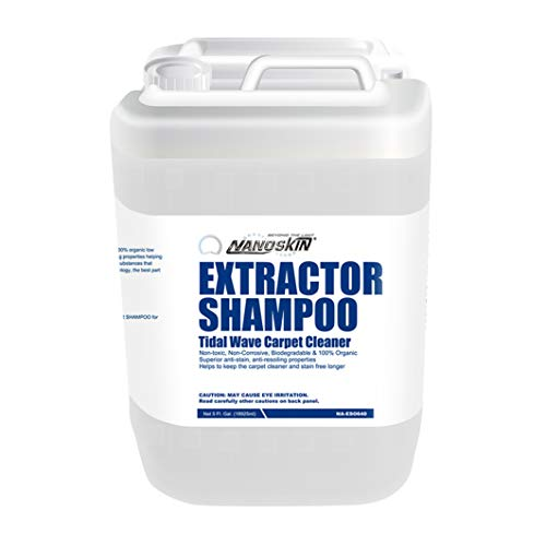 EXTRACTOR SHAMPOO Tidal Wave Carpet Cleaner [NA-ESO640], 5 Gallons