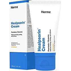 TOPICAL TREATMENT FOR PSORIASIS & ECZEMA — HEALPSORIN treats inflammation of the skin caused by a number of conditions such as psoriasis,eczema, orallergic reactions. The cream slows down, and normalises excessive cell reproduction, and reduces pso...