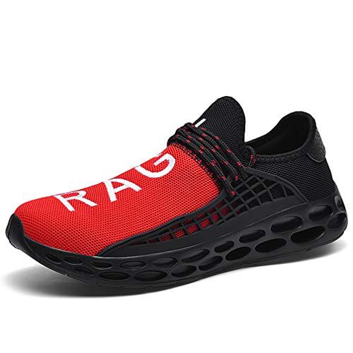 AIRL Herren Damen Freizeitschuhe Turnschuhe Schuhe Laufen Walking Gym Schuh Leichte und atmungsaktive Sport Turnschuhe Sportliche Wanderschuhe Mode Verschleißfeste Turnschuhe Laufen Tennisschuhe