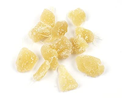 Dried Crystallized Gingers