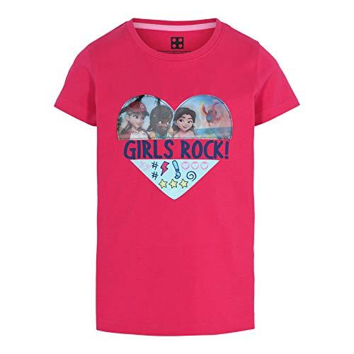 LEGO Friends T-Shirt Camiseta, 494, 92 para Niñas