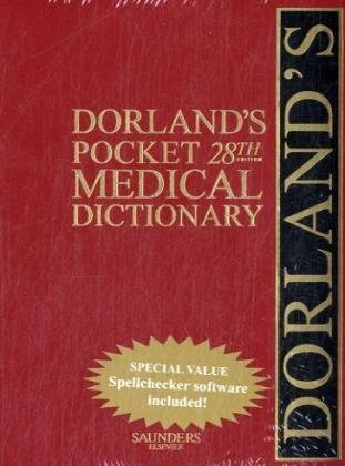 Dorland's Pocket Medical Dictionary with CD-ROM...