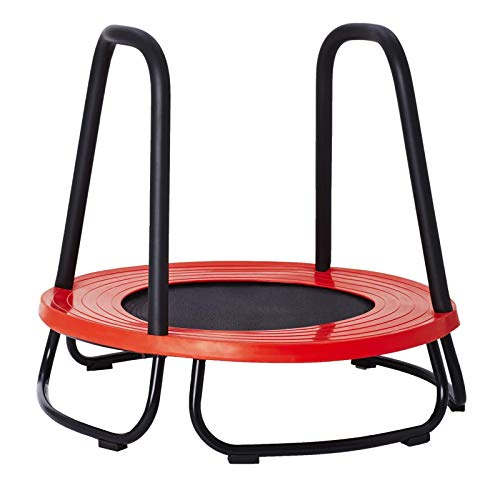 CHENMAO Gonguge Trampoline Baby Silent Bungee Cebounder Indoor/Outdoor for niños/niños pequeños 3+ Safty Jump Sports MAX