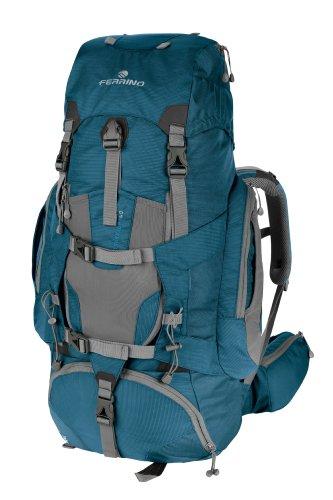 Ferrino Transalp Zaino Trekking, Blu, 60 l
