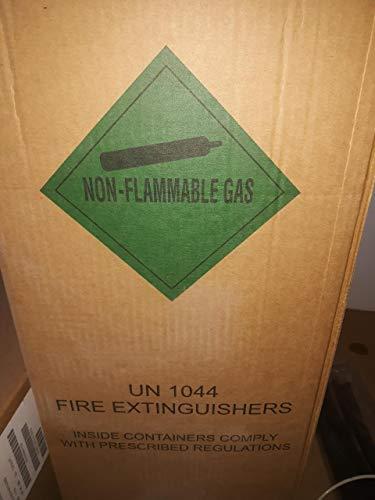 Amerex High-Performance Dry Chemical Fire Extinguishers 20 lb Purple K Compliance Flow - 120B:C