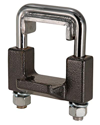 "Trimax THC200 Univeral Anti-Rattle Clamp Fits 2"" Hitch"