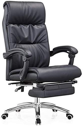 Silla de Oficina Las sillas de escritorio de alta Volver giratoria Ejecutivo Oficina de escritorio de la computadora Silla de oficina silla ergonómica Plantilla ortopédica de Inicio rotura silla Ascen