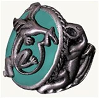 Master Replicas Pirates of the Caribbean Jack Sparrow Dragon Ring