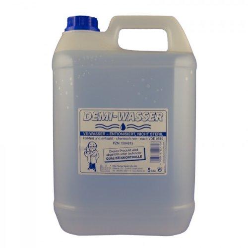 Demineralisiertes Wasser 5 L