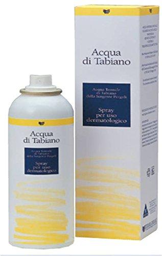 Acqua di Tabiano spray per uso dermatologico