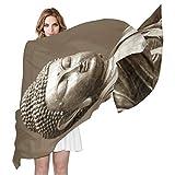 Montoj - Bufandas ligeras para mujer, diseño de buda