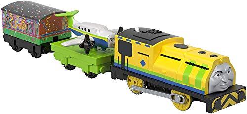 Mattel – GHK77 – Thomas & Friends – Trackmaster – Raul & Emerson – Motorisierte Eisenbahn