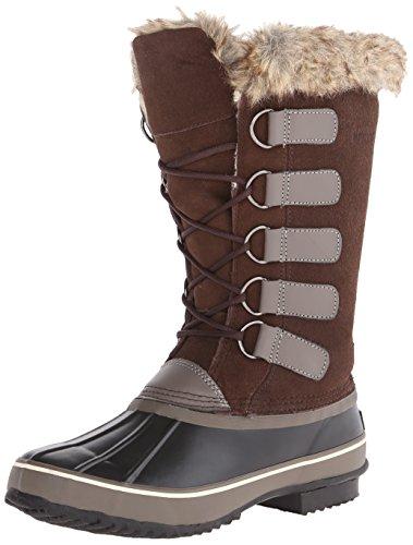 Northside Women's Kathmandu Snow Boot,Honey,8 M US