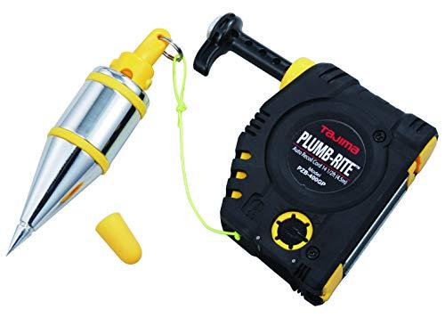 Tajima Senklot Plump-Rite 400 GP (mit 400g Schnellstabilisator, Gehäuse mit Elastomer-Ummantelung, Handlot mit automatischem Einzug) PZB400GD