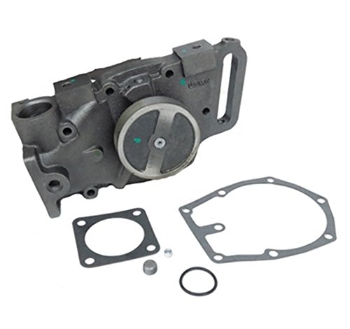 Rareelectrical NEW HEAVY DUTY WATER PUMP COMPATIBLE WITH CUMMINS BIG CAM I ENGINE 5591511 55-91512 59-8052