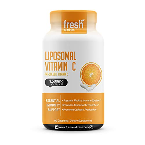 Liposomal Vitamin C - The ONLY 1...