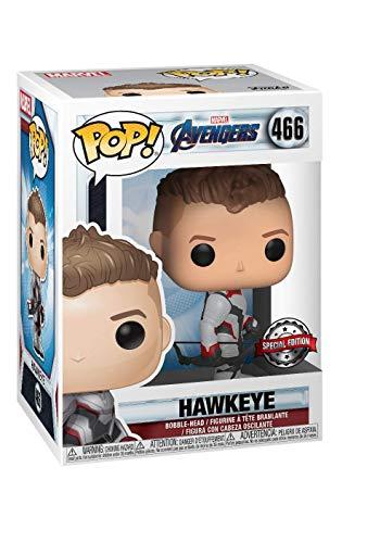 Funko Pop Hawkeye (Los Vengadores: Endgame 466) Funko Pop Los Vengadores