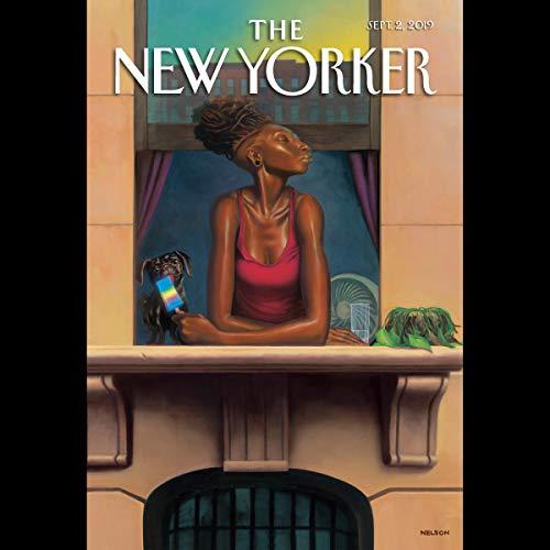 The New Yorker, September 2nd 2019 (Nick Paumgarten, Amanda Petrusich, Anthony Lane) cover art
