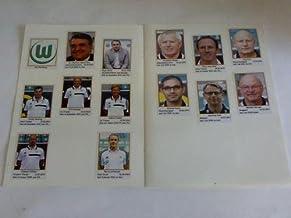 Saison 2013/14 sowie etliche Spieler, die seit 1997 in der Bundesliga für den Vfl aktiv waren. Deutscher Meister 2008/2009