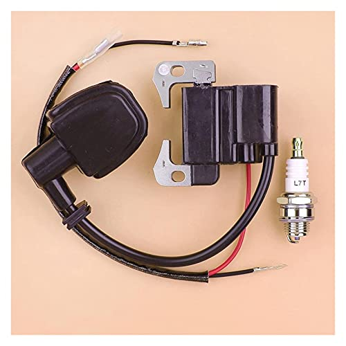 Kit de bujía de bobina de encendido compatible con R-obin NB411 EC04 BG411 CG411 Accesorios de desbrozadora Desbrozadora (Color: China) (Color : China)