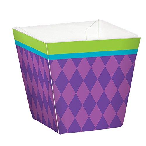 Mad Tea Party Mini Cube - Tazas para golosinas, 36 quilates.