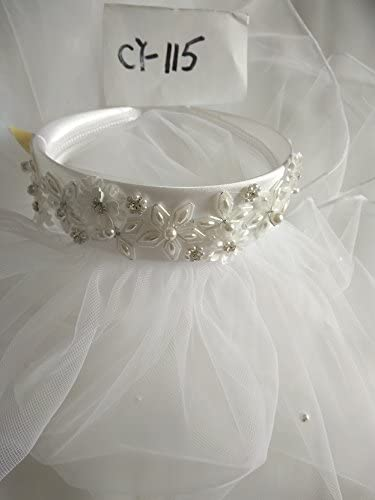 Lovely and One of a Kind First Communion Veil