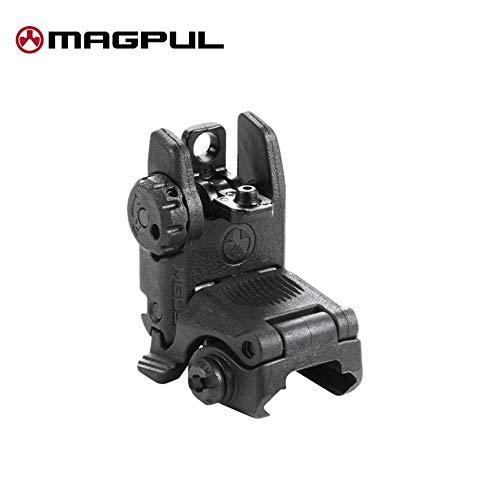 MAGPUL(マグプル) 実物パーツ MBUS SIGHT REAR (ステルスグレー(MA548450326))