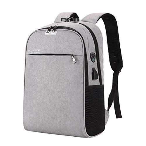 Anti-Theft Backpack, Business Travel Laptop Backpack, Work School Backpack, Anti-Theft Lock Backpack