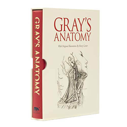 Gray's Anatomy: Slip-Case Edition