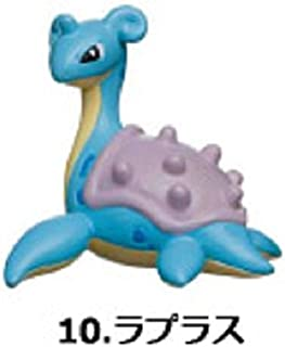 Choco Egg Pokémon Sun & Moon : 10.Lapras